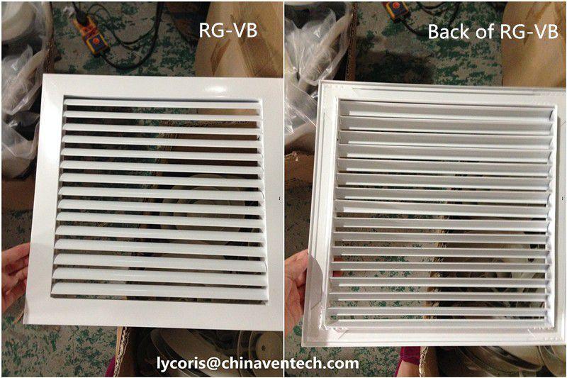Hvac Return Air Grill : Hvac return grille aluminum diffuser conditioning