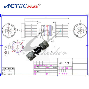 24v Denso Electric Motor