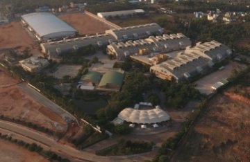 BIEC-Bangalore International Exhibition Centre
